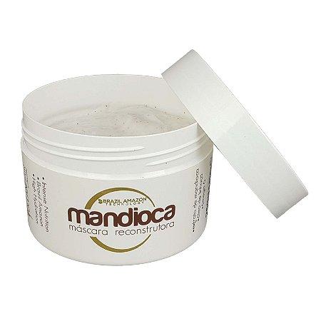 Máscara Hidratação Reconstrutora Mandioca 250g - Ocean Hair