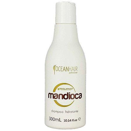 Shampoo Hidratante Mandioca Brazil Amazon Ocean Hair - 300ml