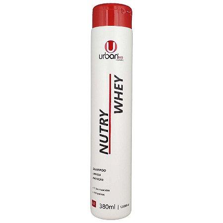 Shampoo Nutry Whey Home Care Cuidado Diário Limpa Protege Fios Danificados 300ml - Urban Eco