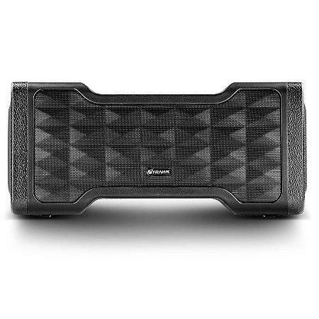 Caixa de Som Portátil Strong RMS 40W Conexão Bluetooth Smartphone Tablet com Hands Free - Frahm