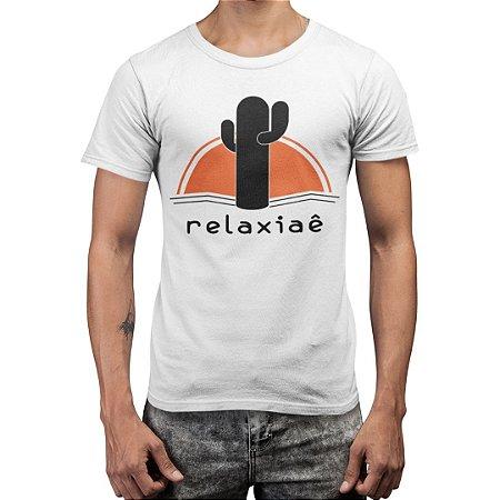 Camisa Masculina Relaxiaê