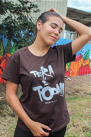 Camisa Feminina Feira é ...