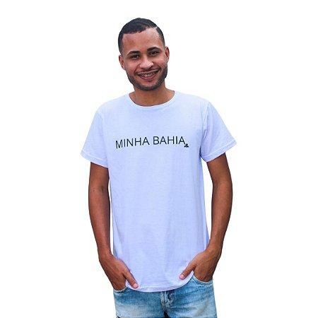 Camisa Masculina Minha Bahia