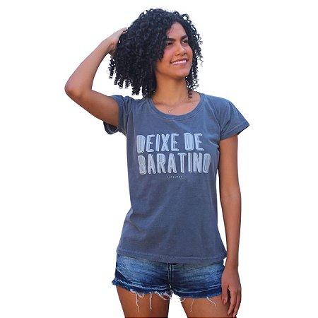 Camisa Feminina Deixe de Baratino