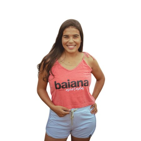 Cropped Baiana Arretada