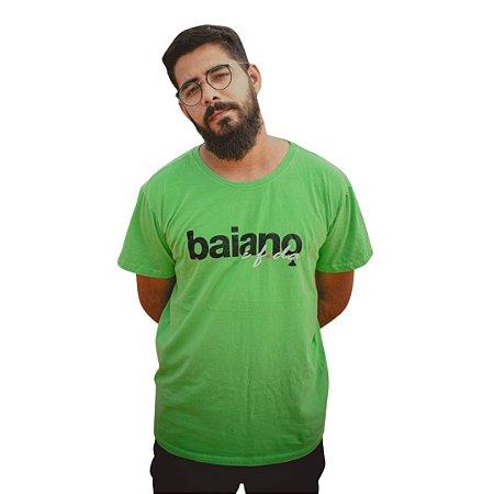 Camisa Masculina Baiano é F...