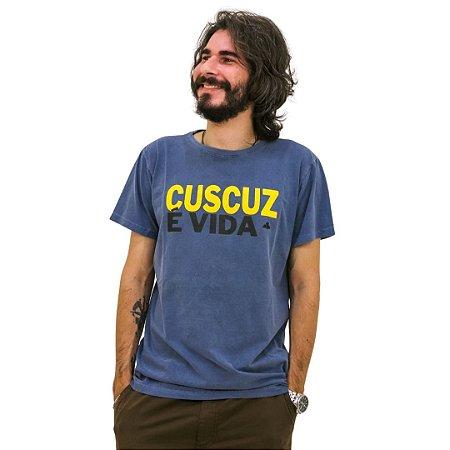 Camisa Masculina Cuscuz é Vida