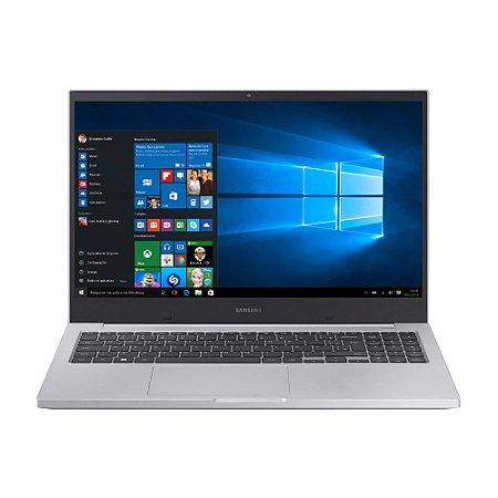 Notebook Samsung Book E30 Intel Core i3-10110U 10ª Geração 4GB 1TB 15.6'' Windows 10 Home NP550XCJ-KT1BR - Prata