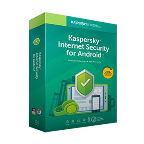 Antivírus Kaspersky 2020 para Smartphone/Celular Android 1 ano Licença Digital