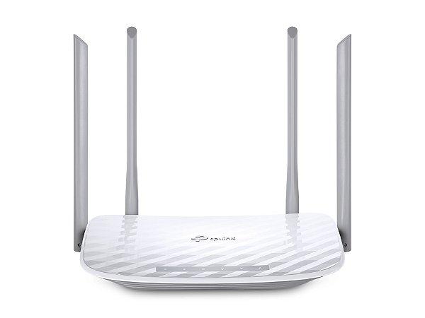 Roteador Wireless Dual Band AC1200 Archer C50 v2 04 antenas