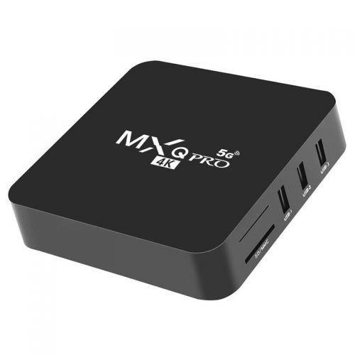 TV BOX MXQ PRO 4K 5G Android 10.1 8GB+64GB