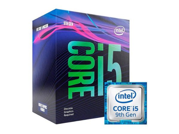 Processador Intel Core I5-9400f Coffee Lake 2.90 GHZ 9mb - Bx80684i59400f