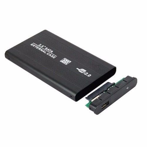 """CASE PARA HD EXTERNO DE 2,5"""" - SATA PARA USB 3.0"""