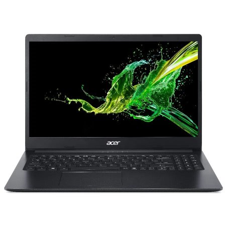 Notebook Acer Aspire 3 Intel Dual Core N4000 4GB Ram 1TB HD 15.6' Windows 10 A315-34-C6ZS