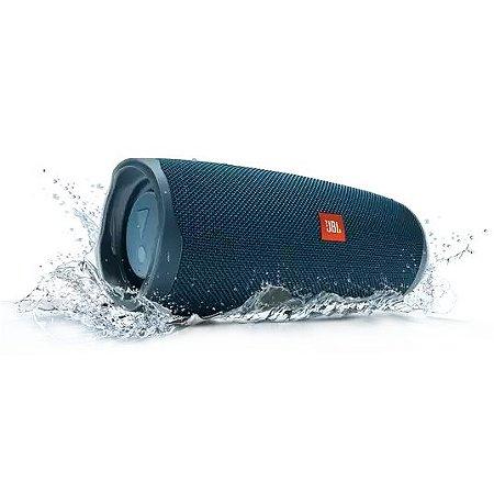 JBL Charge 4 Caixa de som portátil com Bluetooth Blue Azul
