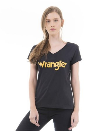 T Shirt Feminina - Wrangler