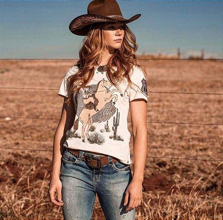 T Shirt Zenz western - Rout 66