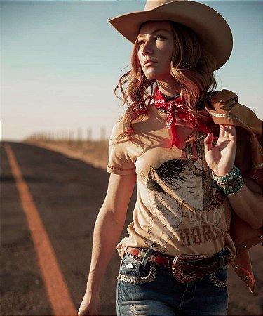 T Shirt Zenz western - Wild horse