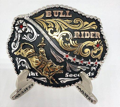 Fivela Bull Rider