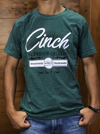 Camisetas cinch
