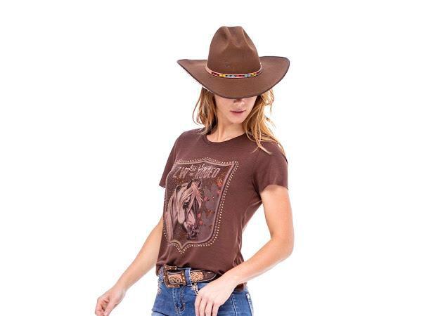 T - Shirt Zenz Western - MGM