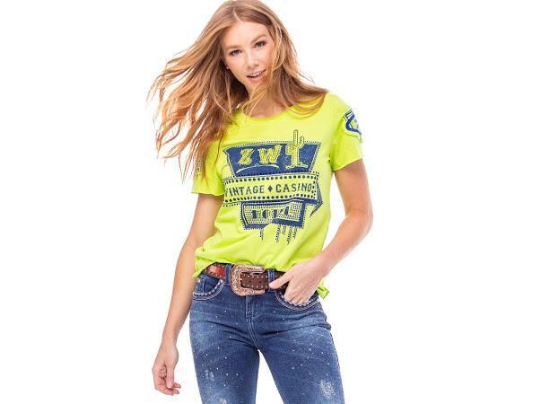 T - Shirt Zenz Western - Vegas Vic