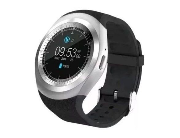 Relógio Inteligente Smarwatch TR02 Y1 - Tomate