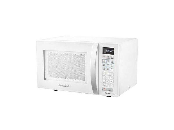 Microondas Panasonic 21 Litros Branco ST25J