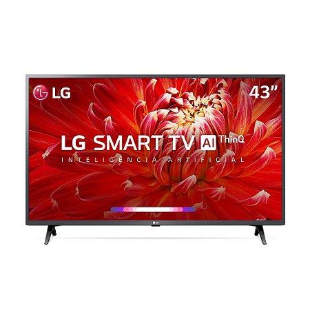 """Smart TV LED LG 43"""" WIFI, HD, USB, HDMI - 43LM631C0SB.BWZ"""