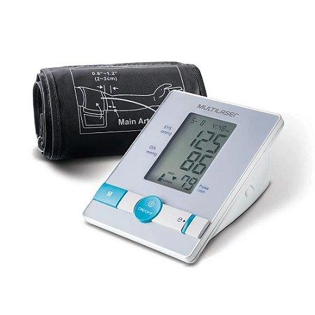 Monitor De Pressão Digital Arterial De Braço - Multilaser