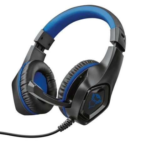 HEADSET GAMER GXT 404B TRUST T23309 RANA PARA PS4