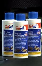 Tufoil Engine - Kit 3 un 118,5ml (Para 02 trocas de óleo!)