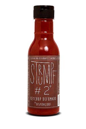 #2 Ketchup Defumado Despedaçudo 470g