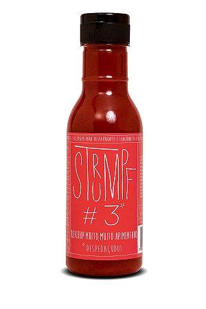 #3 Ketchup Muito, Muito Apimentado Despedaçudo 470g