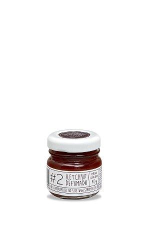 #2 Ketchup Defumado 40g