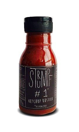 #1 Ketchup Rústico Despedaçudo 210g