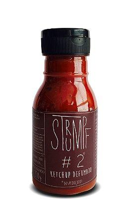 01 Ketchup #2 Defumado 210g Garrafa Pet
