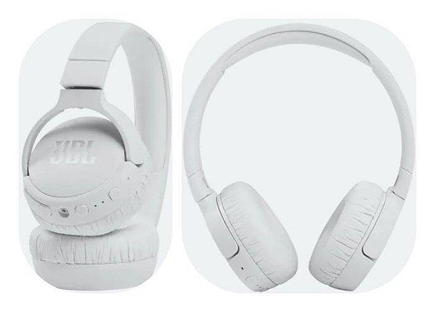 Fone de Ouvido JBL Tune 660NC Branco