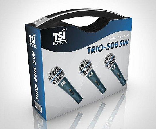 Microfone TSI TRIO 50B SW