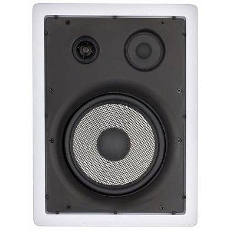 Caixa Gesso Loud LHT-TW-100 para Embutir Retangular (Unid)
