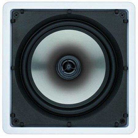 Caixa Gesso Loud SQ-8 para Embutir Quadrada