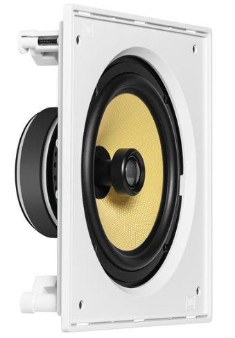 Caixa de som de Embutir Gesso Quadrada CI6S JBL (Unid.)