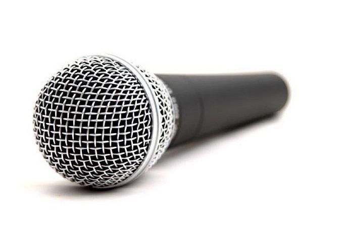 Microfone Kadosh com Fio MA 58P