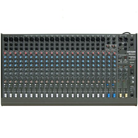 Mesa de Som Audio Stereo Ciclotron CMBW 24 EXD USB