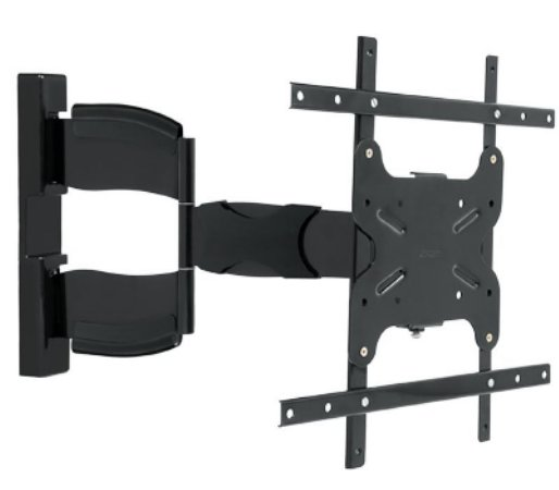 Suporte articulado Airon Wall MA600 até 65'' GIRO DE 90°