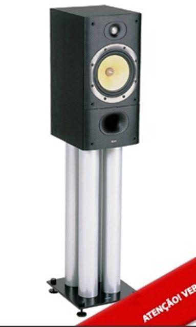 Pedestal para caixa acústica Airon HE-470 (Par) BLACK