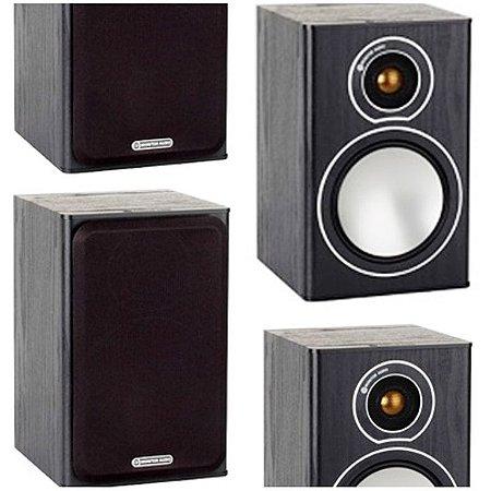 Caixas Acústicas Bookshelf SBRS1B Monitor Audio ( Par )
