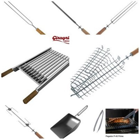 Kit Churrasco 1 Giragrill