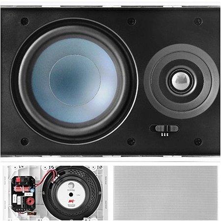 Caixa De Embutir AAT LR E100 - 100W rms ( 2 unidades )