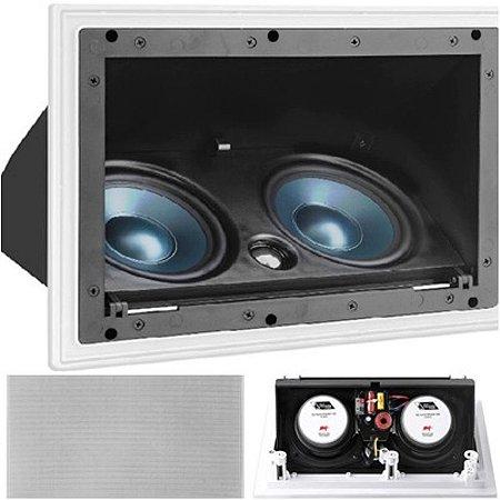Caixa De Embutir AAT LCR A100 - 100W rms